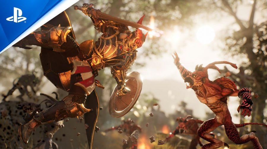 Bandai Namco lança jogo MMORPG gratuito na PS Store