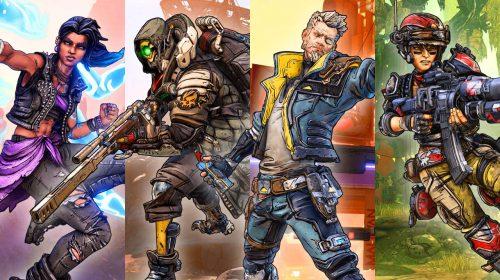 Personagens de Borderlands 3 terão nova árvore de habilidades