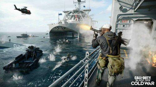 BETA de Call of Duty Black Ops Cold War está com o dobro de XP