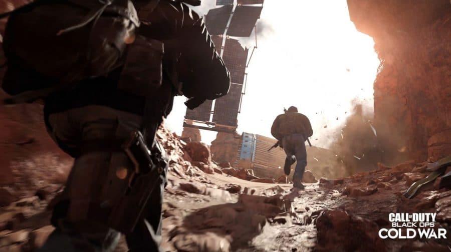 Hackers já aparecem no BETA de Call of Duty Black Ops Cold War