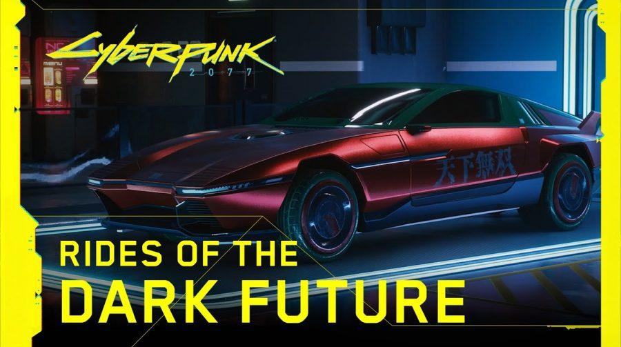 Novidades de Cyberpunk 2077: CD Projekt RED revela mais gameplay!