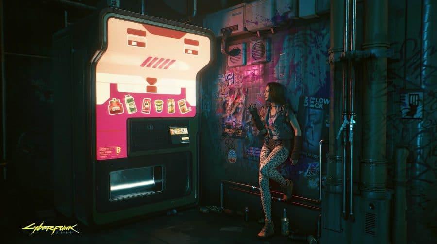 Atores de Detroit: Become Human estão em Cyberpunk 2077