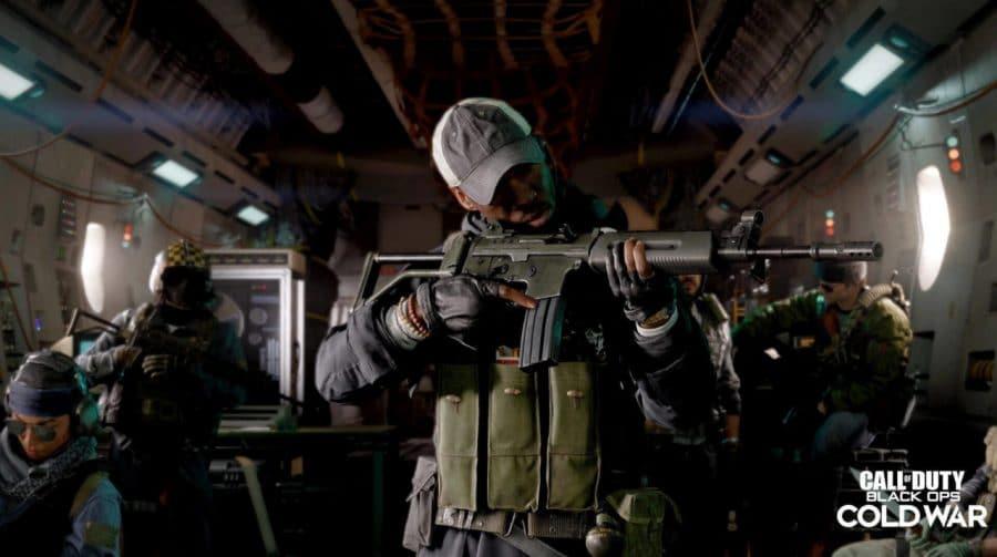 BETA do Call of Duty Black Ops Cold War foi o mais baixado da história
