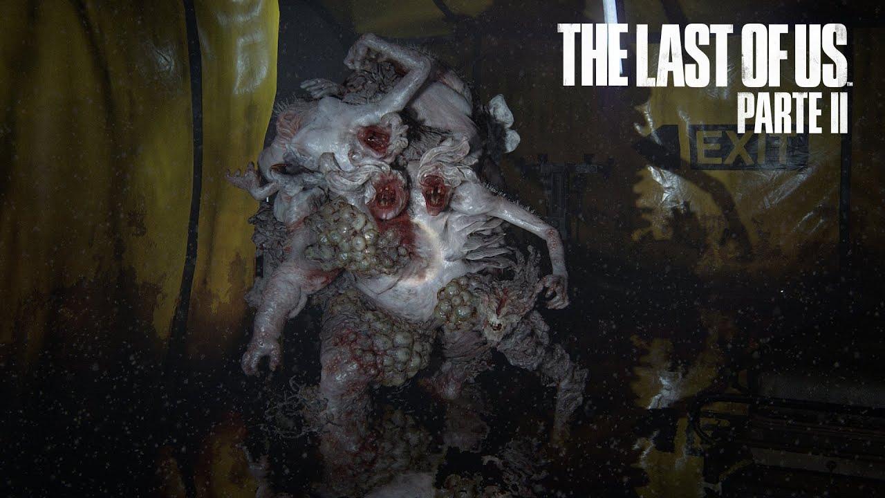 Chefão de The Last of Us 2