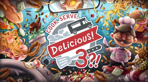 Cook, Serve, Delicious! 3?! chegará em breve ao PlayStation 4