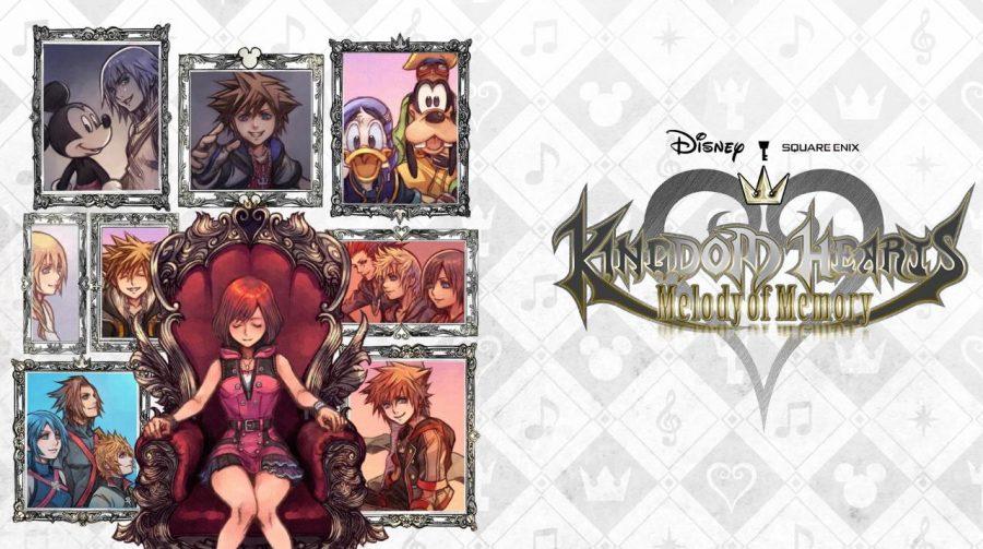 DEMO de Kingdom Hearts: Melody of Memory já está disponível na PS Store