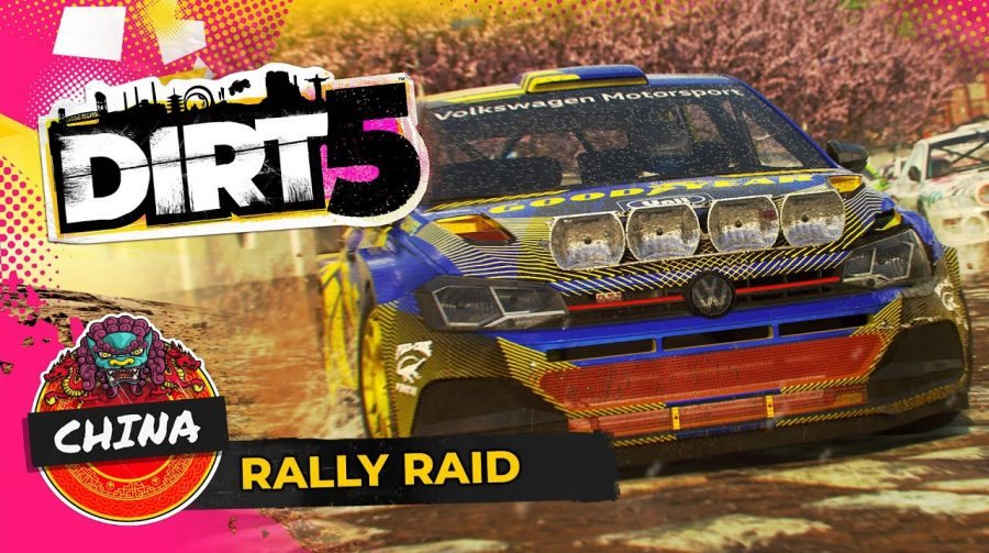 Novo gameplay de DIRT 5 mostra muita lama em corridas off-road