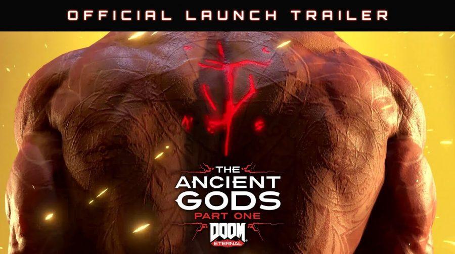 Com muito heavy metal, trailer de lançamento de DLC de DOOM Eternal é liberado