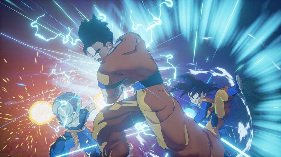 Bandai Namco libera belas screenshots do novo DLC de Dragon Ball Z: Kakarot