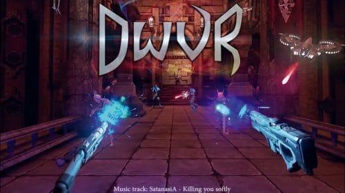 Produtora quer tornar DWVR retrocompatível com o PlayStation 5