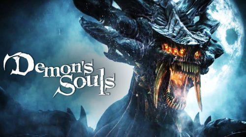 Incrível! Streamer finaliza Demon's Souls sem levar um golpe sequer