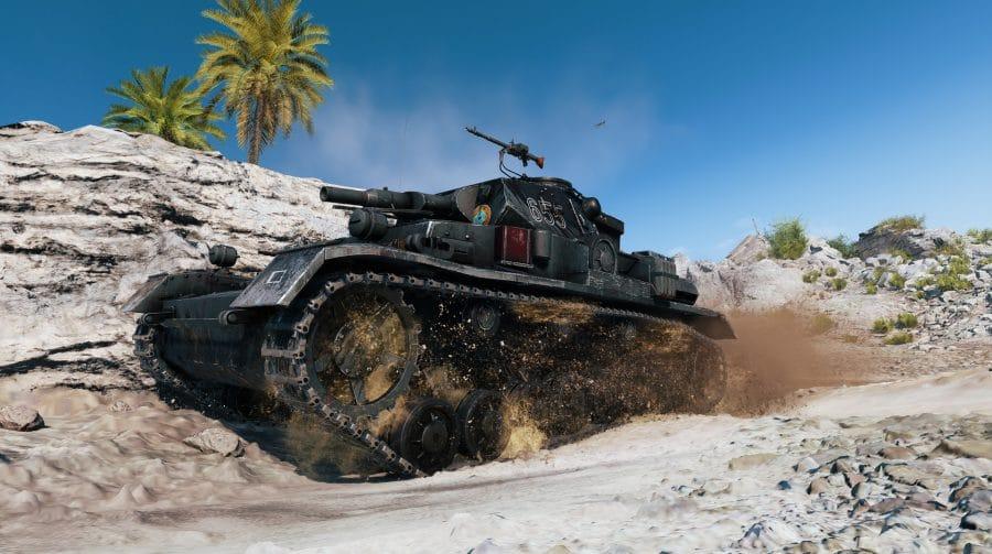 Battlefield 5 tem DLC gratuito de Halloween revelado