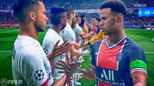 Primeiro patch de FIFA 21 corrige problema da I.A. em partidas online