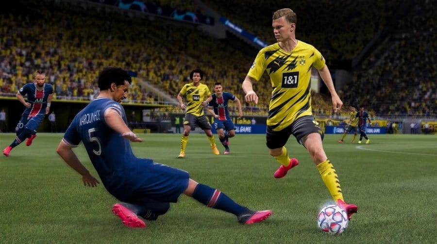 FIFA 21: update corrige problemas no modo carreira e no Ultimate Team