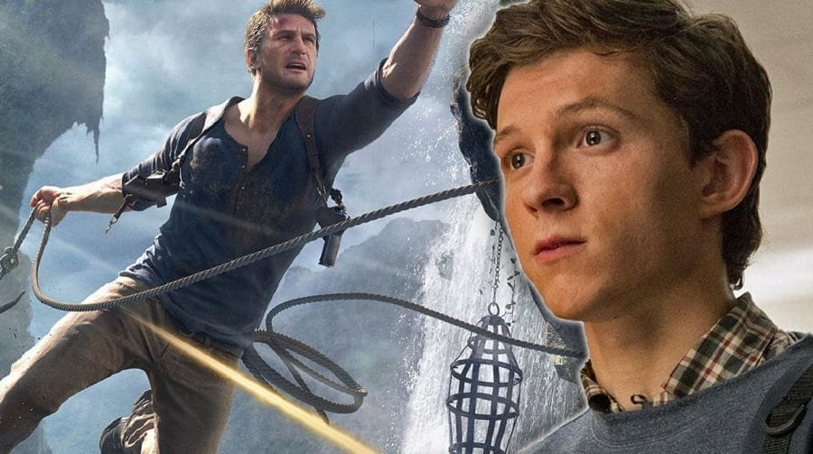 Neil Druckmann conversa com Tom Holland sobre filme de Uncharted
