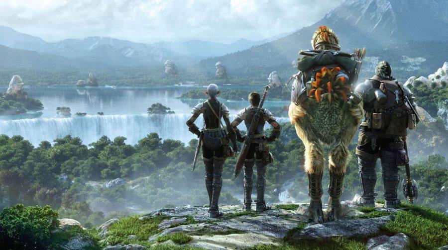 Beta aberto de Final Fantasy XIV no PS5 começa dia 13 de abril