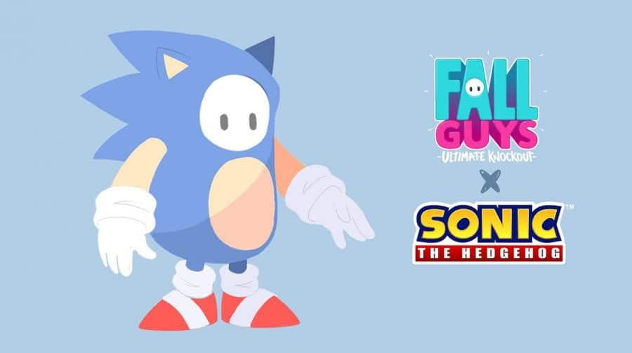 Acelera aí! Fall Guys: Ultimate Knockout terá skin inspirada em Sonic