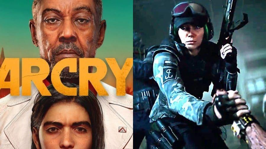 Far Cry 6 e Rainbow Six Quarantine são adiados para depois de abril de 2021