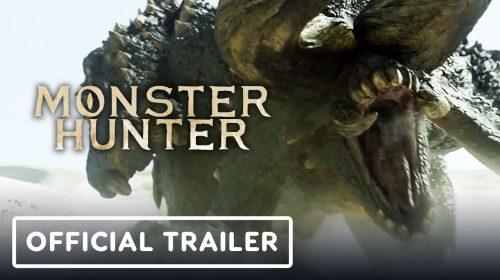 Com Milla Jovovich em ação, filme de Monster Hunter recebe novo trailer