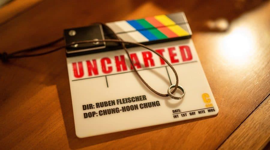 Sic Parvis Magna! Gravações do filme de Uncharted chegam ao fim