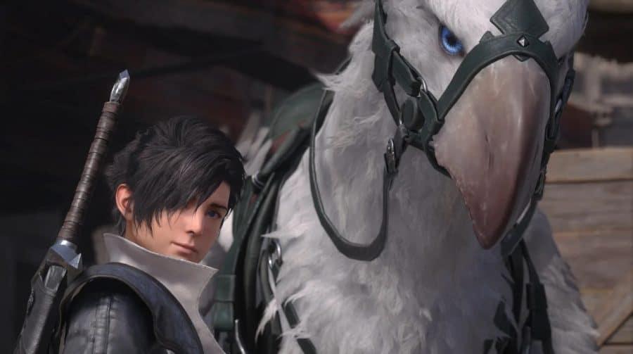 Produção básica e de cenários de Final Fantasy XVI estão completas