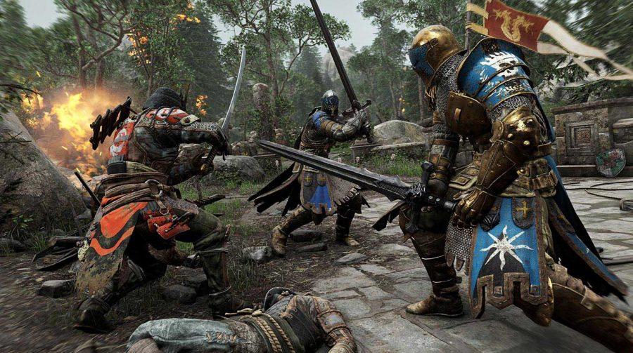 For Honor chegará ao PlayStation 5 com direito a upgrade gratuito