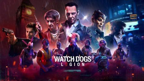 Watch Dogs Legion vende 1,9 milhão de cópias digitais em outubro