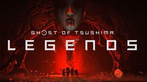 Multiplayer de Ghost of Tsushima chega em 16 de outubro