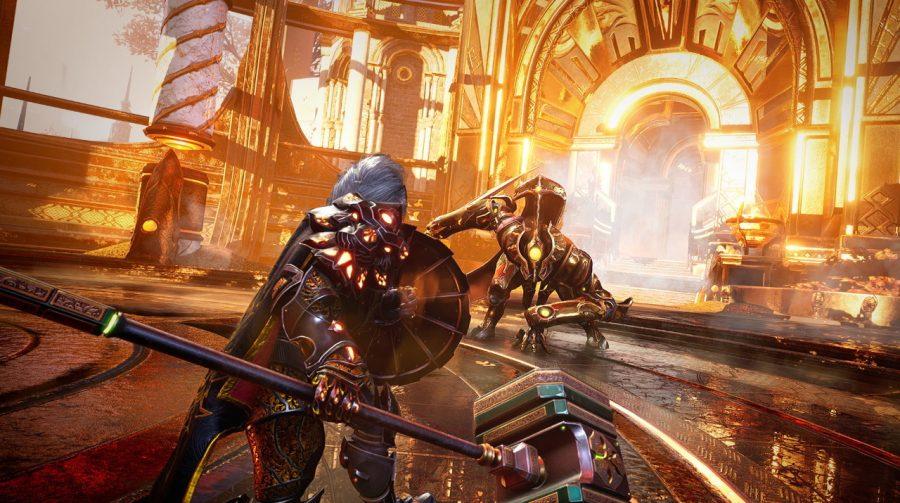 Estúdio revela modo de jogo do endgame de Godfall