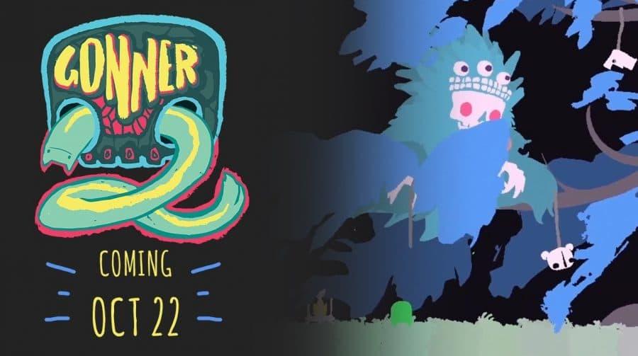 GONNER 2 vai chegar ao PlayStation 4 em outubro