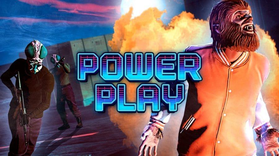 GTA Online está oferecendo o triplo de recompensas no modo PowerPlay