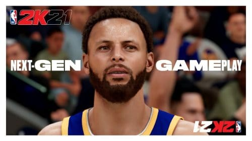 Com Curry em destaque, 2K apresenta gameplay de NBA 2K21 na next-gen