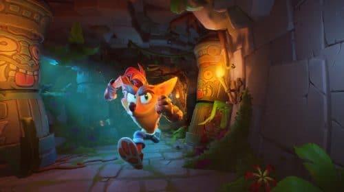 Crash Bandicoot 4: spin-off mobile da franquia ajudou a aumentar as vendas do game
