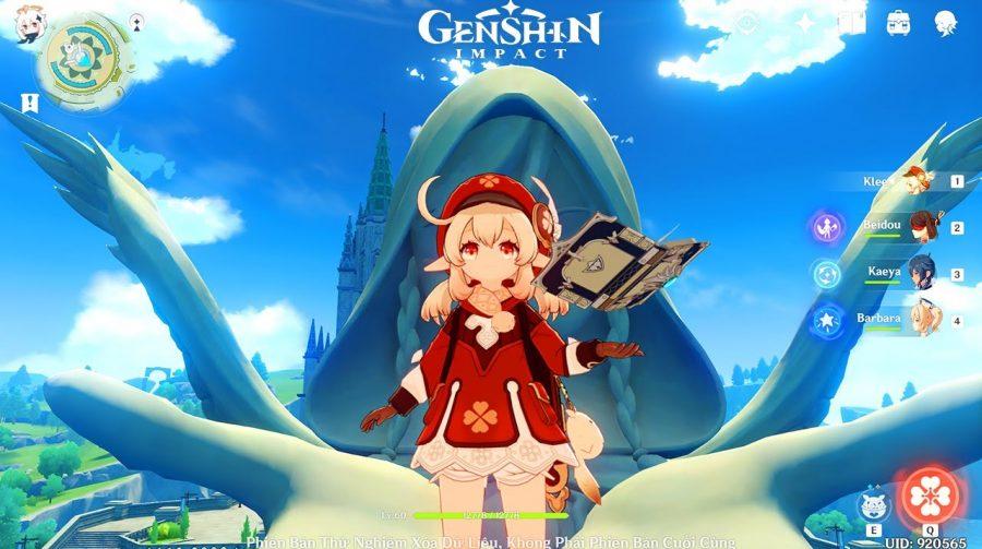Genshin Impact: banner da Klee começa na próxima terça-feira (20)