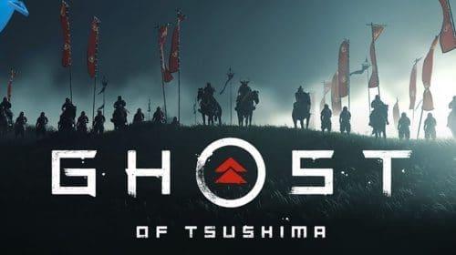 Ghost of Tsushima aparece com novo preço na PS Store