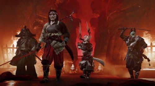 Fãs já jogaram 11,7 milhões de missões em Ghost of Tsusima: Lendas