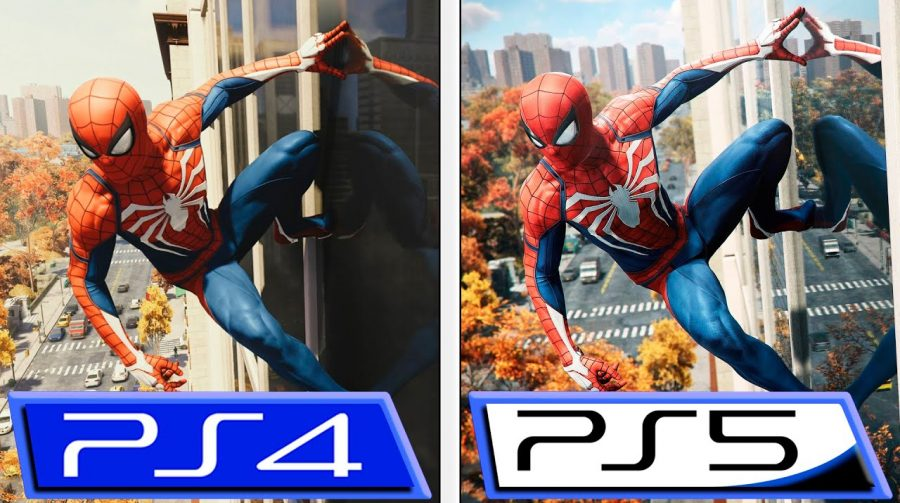 Compare os gráficos de Marvel's Spider-Man no PS4 e PS5