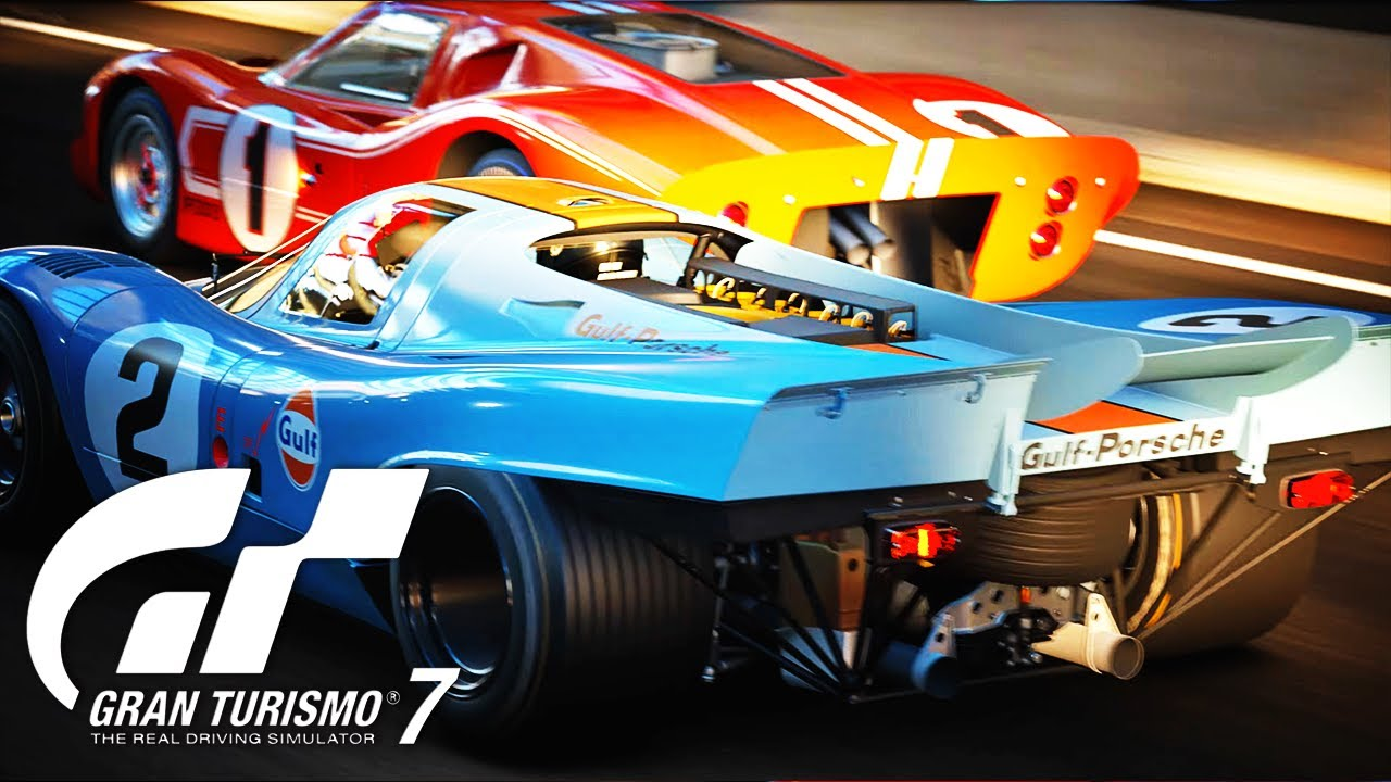 Gran Turismo 7 rodará a 4K e 60 FPS no PS5, confirma Sony
