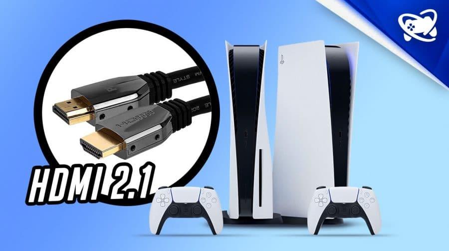 Por que o HDMI 2.1 é tão importante no PlayStation 5?