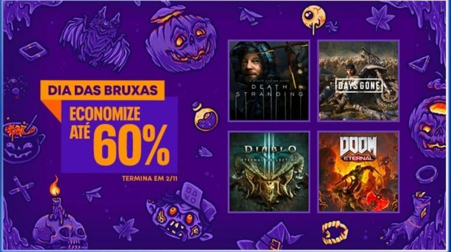 Sony lança Promoção de Halloween na PS Store; Veja jogos!