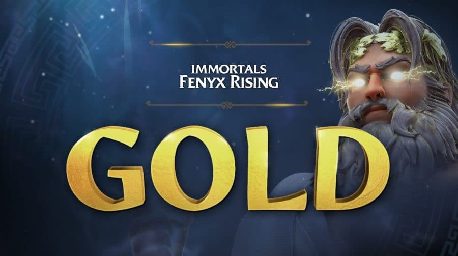 Desenvolvimento de Immortals: Fenyx Rising está finalizado, anuncia Ubisoft