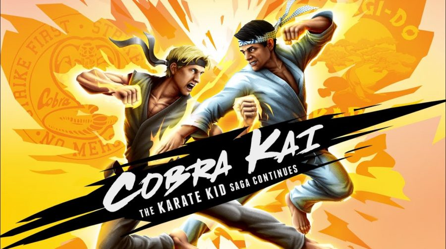 Trailer marca lançamento de jogo do Cobra Kai no PS4