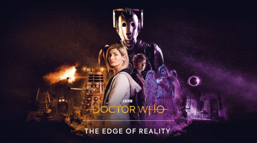 Novo jogo de Doctor Who é anunciado para PS4 e
