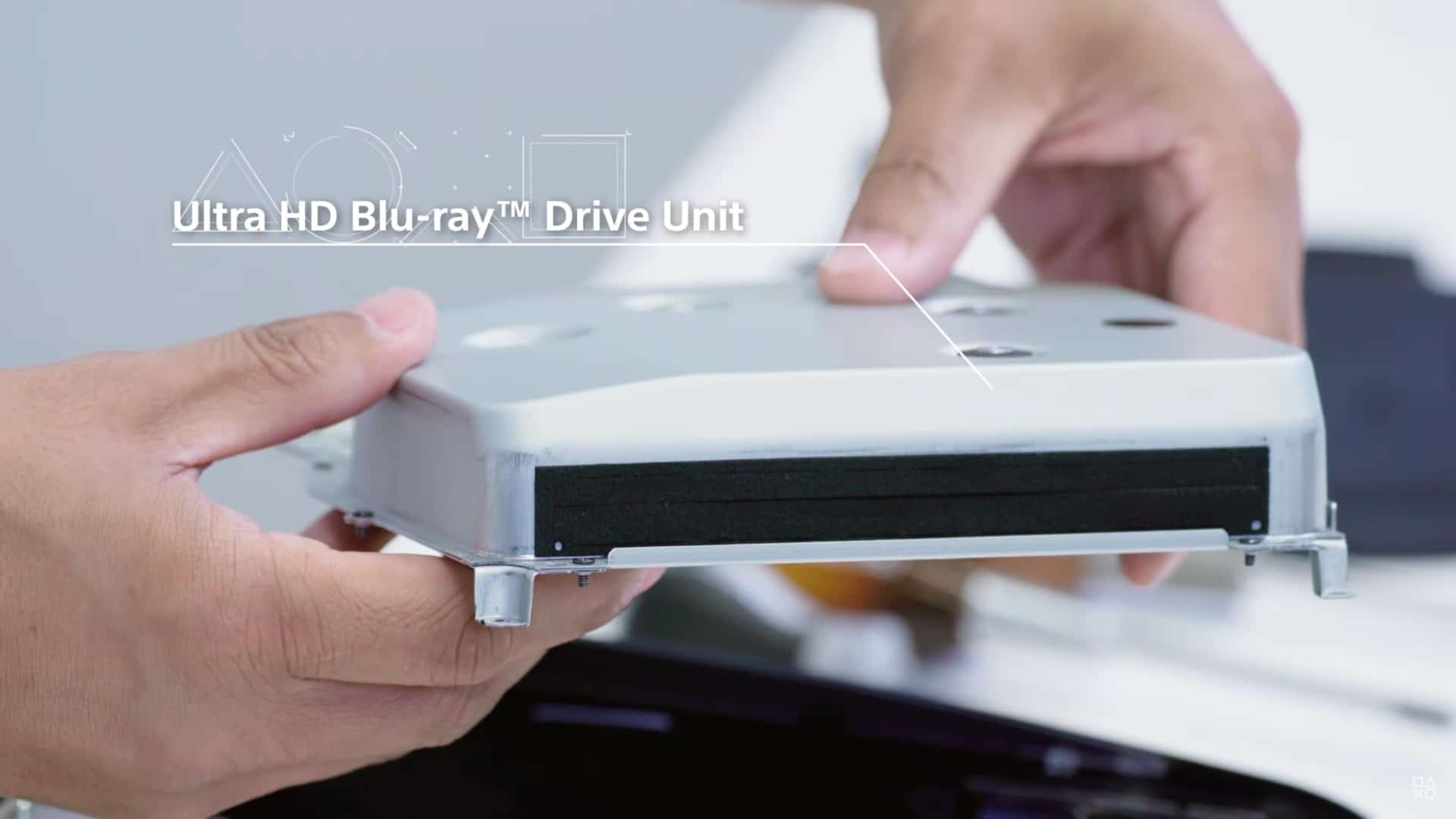 LEITOR BLU-RAY PS5