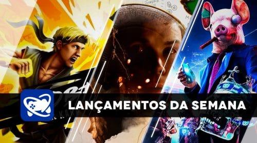Confira os lançamentos da semana (27/10 a 31/10) para PlayStation 4