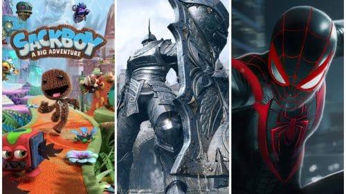 Confira todos os lançamentos de Novembro para PS4 e PS5