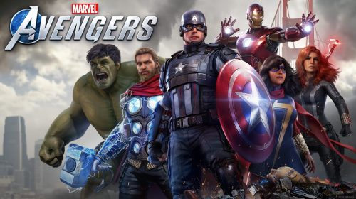 Versão de PS5 do Marvel's Avengers é adiada para 2021