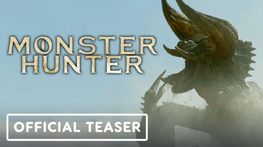 Primeiro trailer do filme de Monster Hunter tem metralhadoras e Milla Jovovich