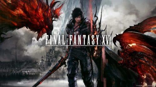 Square Enix lança site de Final Fantasy XVI e apresenta o mundo do jogo
