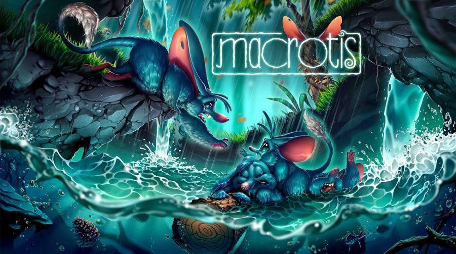 Macrotis: A Mother's Journey, jogo de plataforma para o PS4, chega em outubro